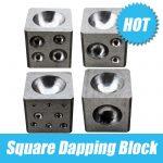 Square Dapping Block,For <b>Jewelry</b>, <b>Jewelry</b> tool ,<b>Jewelry</b> <b>Making</b> Supplies,Goldsmith tools Lapidary tools