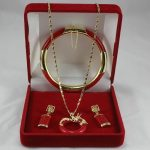 real Women's Wedding Beautiful Circle dragon Pendant Necklace Earring Bracelet Set silver-<b>jewelry</b>
