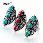 2017 New Vintage Indian Turkish Silver Custom Carving Antique Persian Green Stone Ring Boho <b>Jewelry</b> Ethnic <b>Native</b> <b>American</b> Gifts