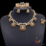 Yulaili Well-dressed Semi-precious Stones <b>Jewelry</b> Set