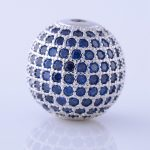 <b>Supplies</b> For <b>Jewelry</b> Colorful Zircon Crystal Beads For <b>Jewelry</b> Making Diy Bracelet Crafts Wholesale 14mm Ball Disco Beads