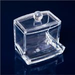 New Transparent Acrylic Makeup Storage Box Cosmetics <b>Jewelry</b> Storage Organization Beauty Tool Home <b>Supply</b> Free Shipping