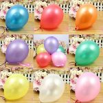 High Quality Colorful 100pcs/pack 10 inch Ballons Office School Party <b>Supplies</b> Student Kid Toys Fashion Gift Free Shipping