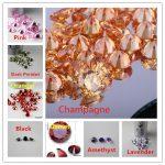 MRHUANG <b>Jewelry</b> <b>Supplies</b> Cubic Zirconia MIX COLOR Round Zircon 9.0MM 50pcs/pack DIY <b>Jewelry</b> Findings <b>Supplies</b> Free Shipping