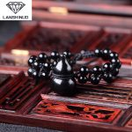 The wholesale <b>supply</b> of genuine natural Rainbow Obsidian bracelet <b>jewelry</b> and gourd Made in China