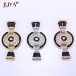 Jewellery Making <b>Supplies</b> Luxury Zircon Big Charms Pendant Connectors For DIY Pearls Beaded Necklace Bracelets Accessories
