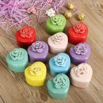 JIA-GUI LUO Ceramic <b>jewelry</b> box ring earrings wedding office <b>supplies</b> candy storage box M007