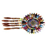 1piece Oval Tassel Fringe Patches Multicolour Beads <b>Jewelry</b> Embroidery Applique Gem Sewing <b>Supplies</b> TH494