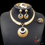 Yulaili Fashion <b>Jewelry</b> Set Beautiful Semi-precious Stones <b>Jewelry</b> Set
