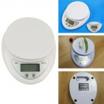 5KG Digital LCD Display Weight Scale Electronic Scale Postal Liquid Crystal Kitchen <b>Jewelry</b> Weight Balance Battery Power <b>Supply</b>