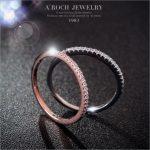 Classic Design Promotion Wholesale 2017 Fashion Women Crystal Jewelry Simulated Zircon Party <b>Rings</b> 925 <b>Sterling</b> <b>Silver</b> <b>Ring</b>