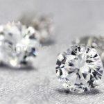 5mm 925 <b>Sterling</b> <b>Silver</b> Clear Round Cubic Zirconia Stud <b>Earrings</b> Men Women