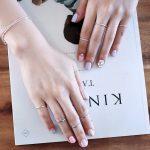 Wholesale Authentic 925 <b>Sterling</b> <b>Silver</b> Round <b>Rings</b> for Women Men Line Smooth Thin Fine <b>Ring</b> cincin anillo delgado Summer Love