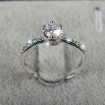 2018 NEW design Fashion Jewelry Luxury Women Engagement <b>ring</b> 925 <b>sterling</b> <b>Silver</b> 5A Zircon Wedding crown <b>Rings</b>