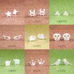 925 <b>Sterling</b> <b>Silver</b> Minimalist Triangle Geometric Stud <b>Earrings</b> For Women 925 Earing Fashion Jewelry Small Star <b>Earrings</b>