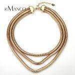 eManco Unisex Snake Slide Chain Necklace Brand Vintage Statement Customized Necklaces <b>Jewelry</b> <b>Accessories</b>