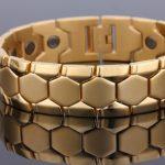 Bracelets Titanium Steel Bracelet radiation European and American fashion <b>jewelry</b> <b>accessories</b> titanium magnetic bracelets