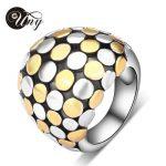 UNY Ring Beautiful Designer Fashion Hardy Brand Rings Party <b>Antique</b> Vintage Retro Rings Womens Dots Love Christmas <b>Jewelry</b> Ring