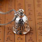 Deer King <b>jewelry</b> wholesale Sterling Silver Pendant Silver Pendant Pendant S925 <b>antique</b> style JiangMo bell