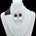 Women Party <b>Accessories</b> Nigerian Wedding African Beads Necklace Earring Bracelet Ring Indian Austrian Crystal Fine <b>Jewelry</b> Sets