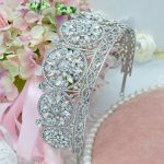 Bridal <b>Jewelry</b> Rhinestone Alloy European exaggerated retro <b>antique</b> large wedding tiaras and crowns wedding hair accessories