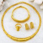 23.999 Gold Fashion African Women <b>Jewelry</b> Charm Necklace Nigeria Wedding <b>Jewelry</b> <b>Accessories</b> Fashion Design Bridal <b>Jewelry</b> Sets