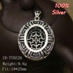100% Sterling-Silver-<b>Jewelry</b> Pendents Base For women Blank Setting 19*24mm Oval Shape Base Tray Diy <b>Jewelry</b> <b>Accessories</b>