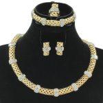 2018 New Italian Retro <b>Jewelry</b> Necklace Earrings Rings <b>Jewelry</b> African <b>Jewelry</b> Sets Fashion Wedding <b>Accessories</b> <b>Jewelry</b> Box
