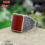 100% sterling silver 925 <b>jewelry</b> Adjustable Ring for man Blank Fit 10x14MM Setting Square Stone <b>Antique</b> Silver Classical
