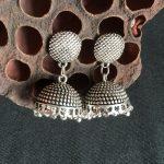 India Retro Jhumka Earrings Handmade <b>Antique</b> Silver Tribal <b>Jewelry</b> BOHO Hippie chandelier Earrings Pakistani Thailand Nepal