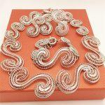 Kingdom Ma Fashion Trendy Nigerian Wedding African Beads <b>Jewelry</b> Set For Women Party Dubai <b>Jewelry</b> Set Wedding <b>Accessories</b>