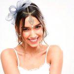 Goddess <b>Art</b> <b>Deco</b> 1920s Flapper Costume Tikka Chain Hair Snap Dress Pin Clip Wedding <b>Jewelry</b> Evening Dress Accessories