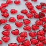 500pcs coral rare Matte <b>art</b> <b>deco</b> Hearts gem resin Cabochons DIY Flatback Appliques Buttons Supply stash Cabochon Cabs 10mm