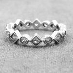 Alluring Brilliant Princess Cut Ring <b>Jewelry</b> 925 Sterling Silver Bow Ring <b>Antique</b> Pave Zircon Rings For Women Wedding DIY charms