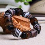 JoursNeige Natural Sardonyx Stone Bracelets Fine Carving for Men Bracelet Lucky Beads Bracelet <b>Jewelry</b> <b>Accessories</b>