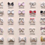 300 styles Dangle Nail <b>Art</b> Tips Stickers <b>Deco</b> Bow Knot Alloy <b>Jewelry</b> Multicolor Glitter Rhinestone nail gel jk17
