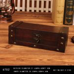 Home Multifunctional Container Cosmetics Wooden Table Sundries <b>Antique</b> Office House gift box Photography props Necklace <b>jewelry</b>