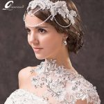 luxious lace bridal <b>jewelry</b> shoulder chain <b>accessories</b> fine <b>jewelry</b> vintage bridal lace crystal christmas gift