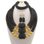 New Bridal <b>Jewelry</b> Sets Wedding Necklace Earrings For Brides Party <b>Accessories</b> New Big Flowers <b>Jewelry</b> Set Women