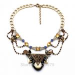 2017 Hot Sale Top Fashion Triangle Necklaces <b>Antique</b> Magic <b>Jewelry</b> Pharaoh Necklaces