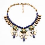 Simple Copper Leaf pendant Statement Necklace <b>Antique</b> Gold Chain Necklace For Women Fashion <b>Jewelry</b>