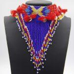 New Design Fashion Long Tassel Beads Bohemian Handmade Chokers Necklace for Women Party <b>Jewelry</b> <b>Accessories</b>