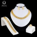 BAUS turkish <b>jewelry</b> bridal <b>jewelry</b> sets dubai gold-color Crystal <b>Jewelry</b> sets Wholesale <b>Accessories</b> nigerian Wedding <b>Jewelry</b>
