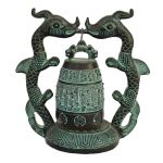 Free shipping to do the old <b>antique</b> bronze bell, <b>antique</b> bronze <b>jewelry</b>, home decoration, oval, creative, gifts, crafts, <b>jewelry</b>