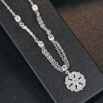 Luxury Galaxy CZ 925 Sterling Silver Pendant Christmas Charms <b>Accessories</b> Luxury Brand Crystal Floating Locket Pendulum <b>Jewelry</b>