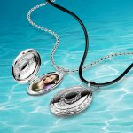 Fashion <b>accessories</b> 925 sterling silver necklaces Photo box egg-shaped pendants,long necklace bead chain Creative desig <b>jewelry</b>