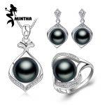 MINTHA Pearl <b>Jewelry</b>,Freshwater Pearl Pendant Necklace ethnic earrings,<b>antique</b> ring,bridal <b>jewelry</b> sets,stud earrings for women