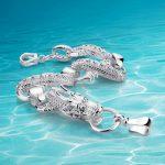 Fashion dragon <b>accessories</b>,Men dragon bracelet, Sterling silver bracelet for men;National style;925 silver <b>jewelry</b> men bracelet