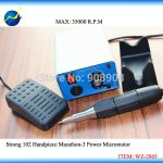 35K RPM Electric M3 Strong 102 Original Korea Micromotor Grinder for Manicur Dental <b>Jewelry</b> Wood Die Stone <b>Antique</b> Jade Carving