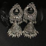 India <b>Jewelry</b> Woman Earrings Handmade <b>Antique</b> Silver Tribe Hippie Earrings Thailand, Nepal, Arabia, Morocco, the Middle East